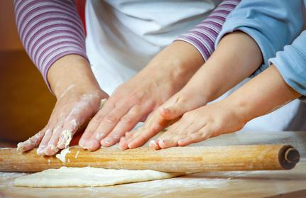 Ateliers de cuisine parents – enfants (5/11ans)