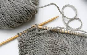 Tricot Broderie