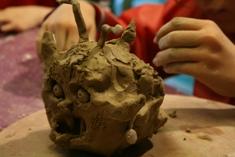 Ateliers de poterie modelage