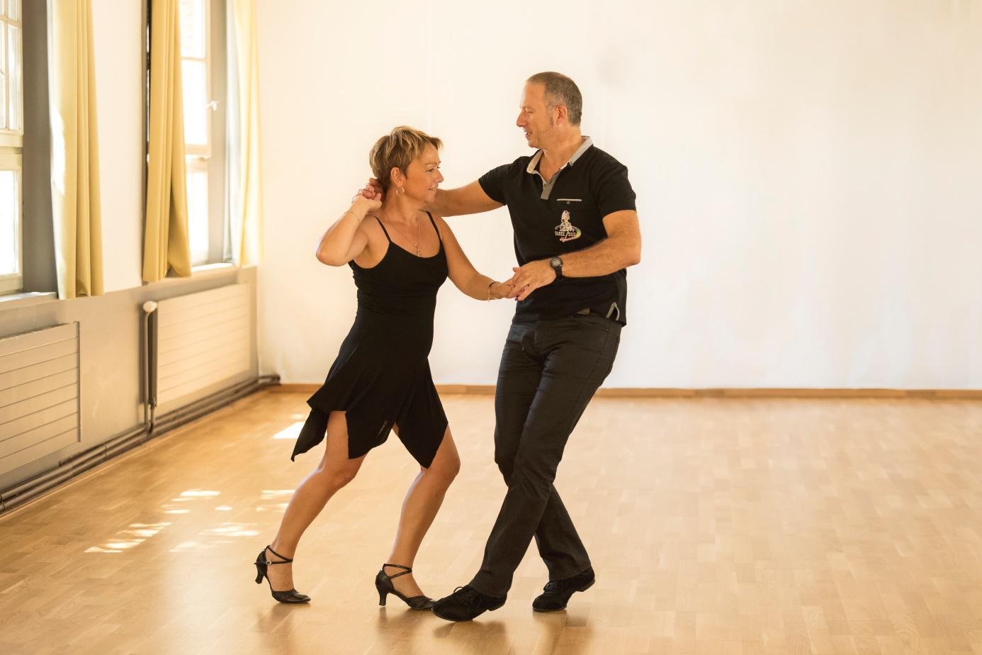 Frédéric Boisnon et Martine Tartière