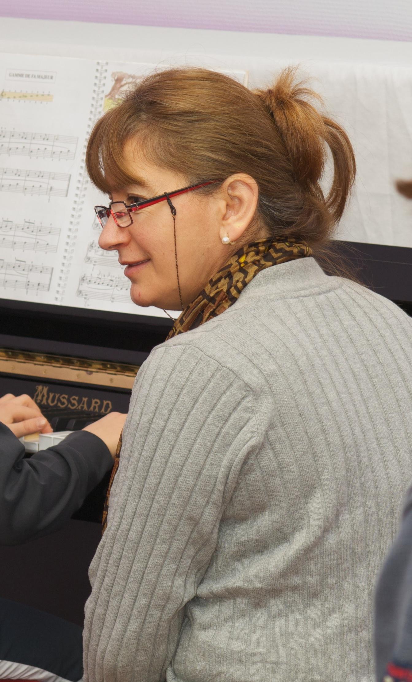 Marina Khintibidze